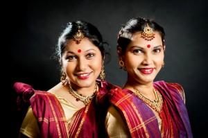 Indischer Tanz Künstler in der Schweiz